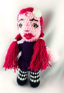 Anleitung: Puppe häkeln